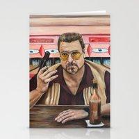 Walter / The Big Lebowski / John Goodman Stationery Cards