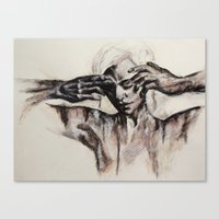 Vulnerable Canvas Print