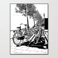 amsterdam I Canvas Print