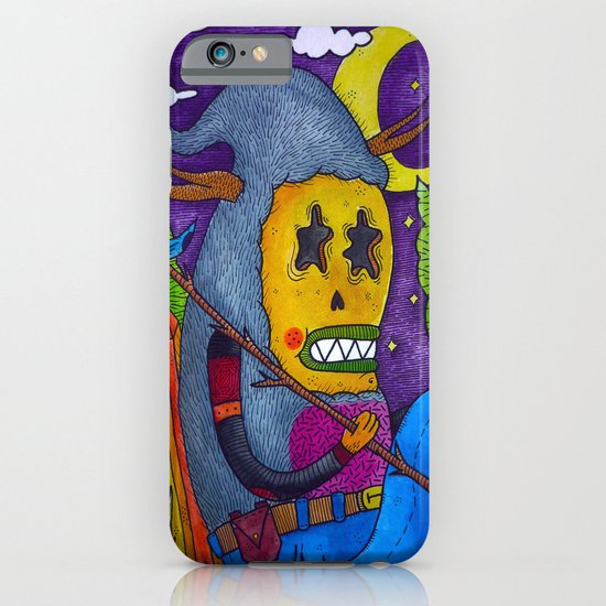 A Journey to Anywhere iPhone & iPod Case
