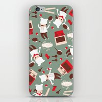 Chef Pattern iPhone & iPod Skin