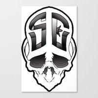 Soul Expressions logo Canvas Print