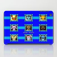 Stage Select iPad Case