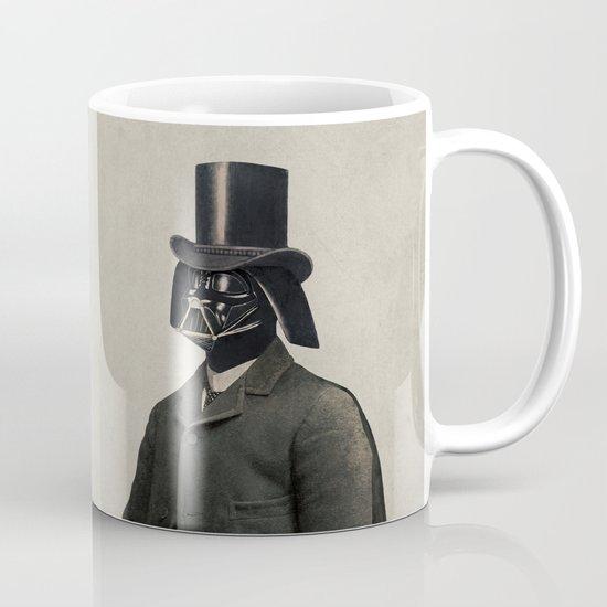 Lord Vadersworth (square format)  Mug