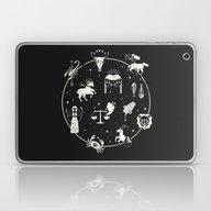 Strange Fortunes: Midnig… Laptop & iPad Skin
