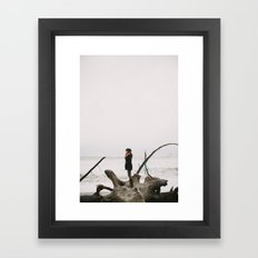Danielle  Framed Art Print
