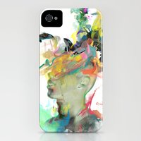 iPhone Cases featuring Orca Magic by Archan Nair