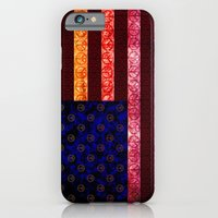 50 SHADES OF PEACE - 079 iPhone 6 Slim Case