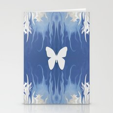 Floating through the Blue Haze... Stationery Cards