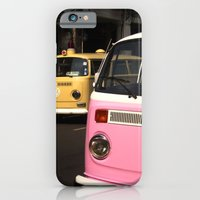 iPhone & iPod Case featuring Old school by Junkyard Doll