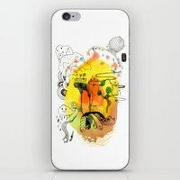 Imagination iPhone & iPod Skin