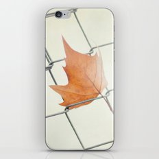 Just Leave Me Here iPhone & iPod Skin