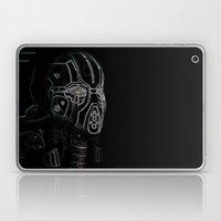 Glitchmask Zone Laptop & iPad Skin