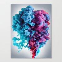 Hydro-Color Canvas Print