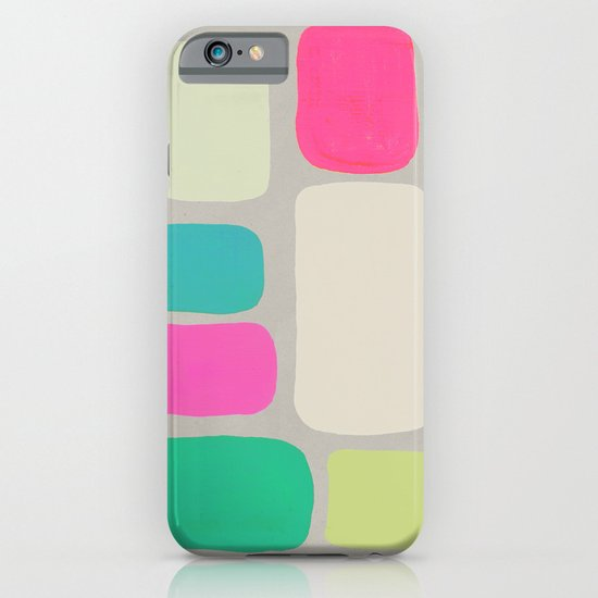 colour + pattern 2 iPhone & iPod Case