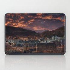 Doom Looms Around The Village iPad Case