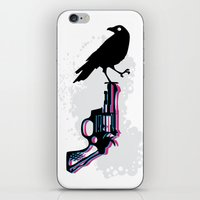 Death on Death iPhone & iPod Skin