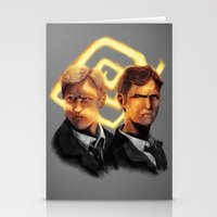 Detectives Stationery Cards
