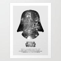 Star Wars - A New Hope Art Print