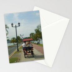 Beach Bike Stationery Cards