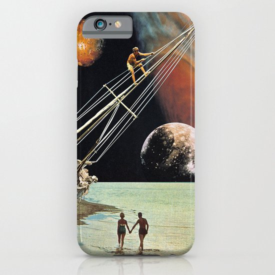 Set Sail for the Stars iPhone & iPod Case