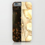iPhone & iPod Case featuring Brown And Beige by Haroulita