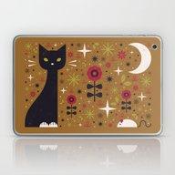Cat & Mouse  Laptop & iPad Skin