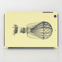 Discovery (grey on yellow) iPad Case
