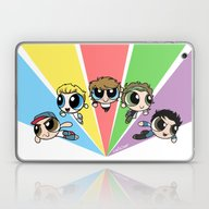 Powerpuff!Direction Laptop & iPad Skin