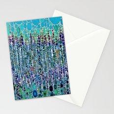 :: Blue Raspberry Martini :: Stationery Cards