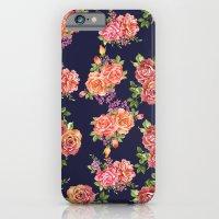 nature floral  iPhone 6 Slim Case