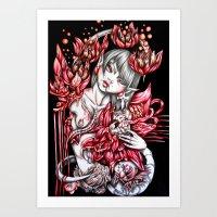 Pregnancy Of Heart Art Print