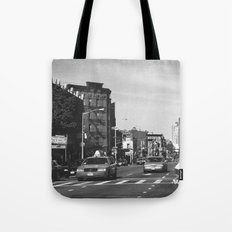 New York City - Upper West Side Tote Bag