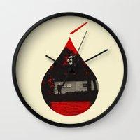 Horror Icons: Friday The… Wall Clock