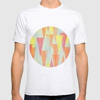 Circus Mens Fitted Tee Ash Grey SMALL