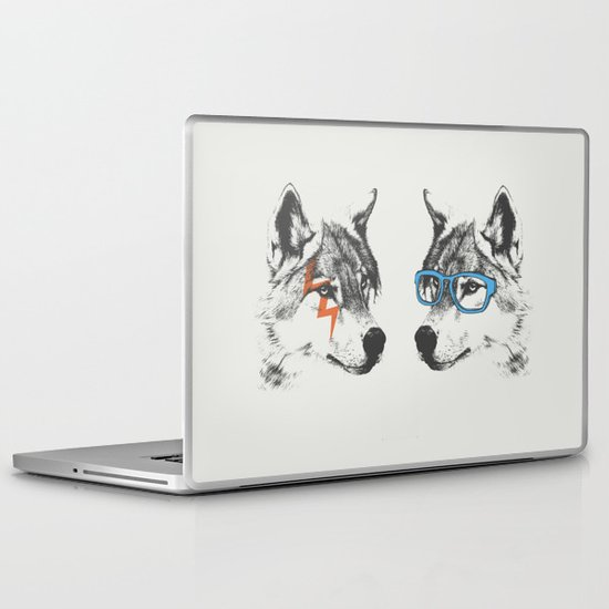 Brothers Laptop & iPad Skin
