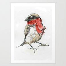 Holiday Cheer Art Print