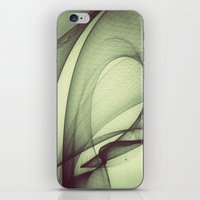 The Breeze iPhone & iPod Skin