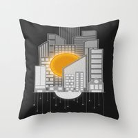 Why Do We Need The Sun A… Throw Pillow