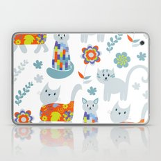 Cats Pattern 54F Laptop & iPad Skin
