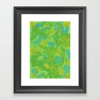 Abstract 154 Framed Art Print