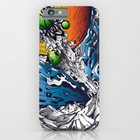 Solar Flare iPhone 6 Slim Case
