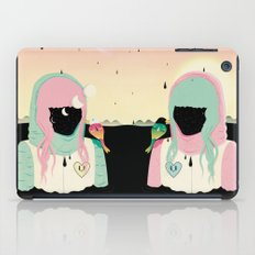 How She Met Herself In A… iPad Case