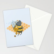 Bee Thief Stationery Cards