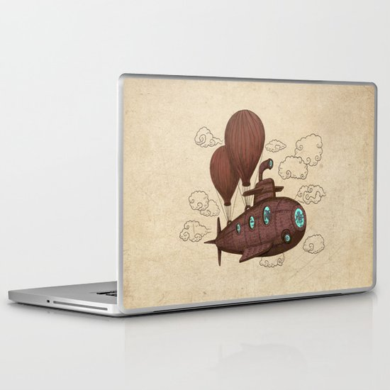 The Fantastic Voyage Laptop & iPad Skin