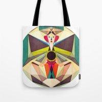 Ra-mura Tote Bag
