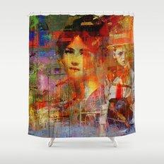 Build a family Shower Curtain