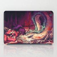 Bleed iPad Case