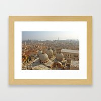 St. Mark's Framed Art Print