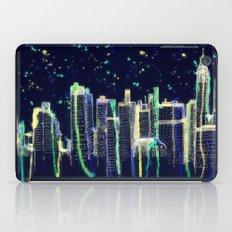 Dusk Falls Over Manhattan iPad Case